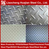 Hot Rolled Steel Checker Plate for Structure Floor