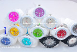 Fashion Silicone Ice Watch with Multi-Colors for Men and Women (P5900)