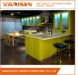 Commercial Use Modern Fasional Design Lacquer Kitchen Cabinet