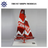Spanish Sailboat Model for Home Decorates