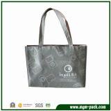 Best Selling Grey Canvas Shopping Handbag for Women