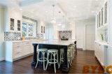 Villa Design Wood Grain Lacquer Kitchen Cabinet (BY-L-85)