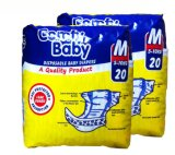 Comfy Baby Diapers M