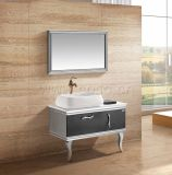 Stainless Steel Bathroom Vanity Cabinet (BV2013-035)