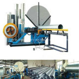 The Basic Pipe Making Machine, Spiral Tube Forming Machine
