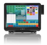 CE RoHS FCC Approved Touching POS Terminal for Retail System