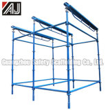 Time Saving! ! ! Africa Type Steel Kwikstage Scaffold for Building Construction, Guangzhou Manufacturer