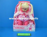 2016 New Soft Plastic Toys Baby Girl Doll+Suitcase (533782)