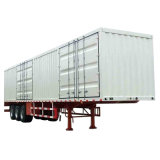 Hot Sale Container Trailer for Tract Truck 10-100ton