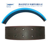 Brake Lining for European Truck with Asbestos and Asbestos Free Quality, Automobile Parts