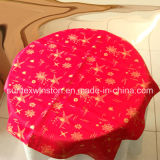 100% Polyester Table Cloth Ls1403
