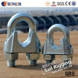 Electric Galvanized Us Type Malleable Steel Bull Dog Grip
