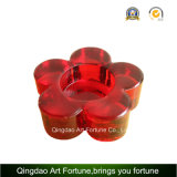 Small Glass Tealight Candle Holder Manufacturer