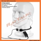 Acoustic Tube Earpieces & Throat Microphone (RTM-400230)