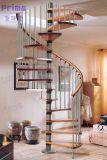 Steel Wooden Spiral Staircase Steel Wood Stairs