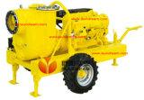 Self Priming Trolley Chasis Mobile Storm Water Pump Sw-12