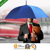 Automatic Fiberglass Windproof Vented Canopy Golf Umbrellas (GOL-0027FAE)