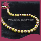 2015 Gus-Tmn-085 Newest Vogue Tourmaline Beaded Necklace Jewelry