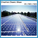 High Quality 3.2mm Low Iron Solar Glass From China