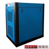Free Noise Permanent Magnetic Variable Frequency Rotary Screw Air Compressor