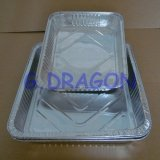 Aluminum Foil Pan Used in Freezer, Oven, Steaming (AFC-005)