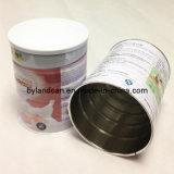 Metal Tin Poder para Packaging Milk Powder