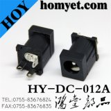 3pin Straight DIP DC Power Jack (DC-012A)