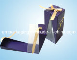 Sweet Chocolate Candy Packaging Box with PVC Window