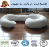 Oversize C Shape Bamboo Fiber Pillow Maternity Cushion Pregnant Women Sleeper