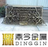 Customized Wrought Iron Gate Design