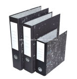 A4, A5, FC, Letter and Legal Marble Lever Arch File