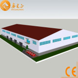 Prefabricated Steel Structure Warehouse (SS-38)