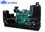 60Hz Rate Output From 100-500kVA Diesel Generator Silent, Low Noise