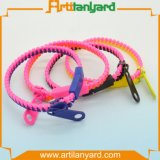 Promotion Fashion Colorful Zipper Bracelet