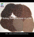 Brown Aluminum Oxide Grit for Polishing Materials
