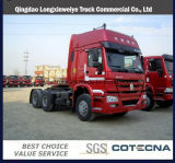 Hot Sales HOWO 420HP 6X4 Tractor Head Truck