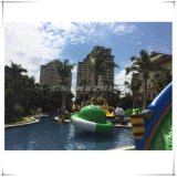 Summer Day Hot Sale Inflatable Saturn Water Games