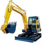 Small Size 65 Excavator with Yanmar Engine (W265)