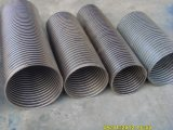 Stainless Steel Flexible Metal Hoses, Exhaust Flexible Pipe (ATM-127)