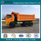 420HP 70t Heavy Mining Dump Truck for Tipper Truck