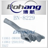 Bonai Engine Spare Part Hino Td27 Thermostat Housing/Water Outlet (11061-0W800/11061-2S015T2)
