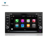 Timelesslong Android 7.1 S190 Platform 2 DIN Car Radio GPS Video DVD Player for KIA Old Universal with /WiFi (TID-Q023)
