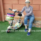 Hot Sale Cheap Folding Electric Scooter Motor Bicycle with bluetooth