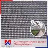 Shade Rating 55%~90% Flame Retardant Aluminum Shade Cloth
