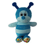 New Design Busy Plush Toy Bee