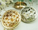 Hot Seller High Quality Fashion Design Metal Button for Garment Clothing