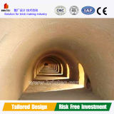 Hoffman Kiln for Small Investment Brick Plant