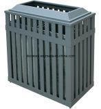 Outdoor Metal Garbage Bin (DL75)