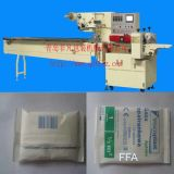 Medical Gauze Roll Horizontal Automatic Flow Packing Machine