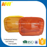 Nylon and PVC Cosmetic Toiletry Bag